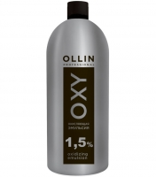 Ollin Professional OXY 1,5% 5vol. Окисляющая эмульсия / Oxidizing Emulsion