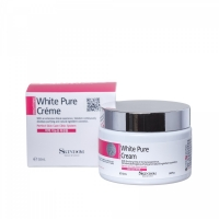 Skindom отбеливающий крем White Pure Cream