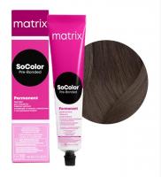 Matrix SoColor Pre-Bonded - 4N шатен, 90 мл