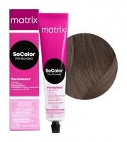 Matrix SoColor Pre-Bonded - 5N светлый шатен, 90 мл