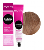 Matrix SoColor Pre-Bonded - 8N светлый блондин, 90 мл