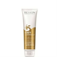 Revlon Шампунь-кондиционер для золотистых блондированных оттенков RCC Shampoo&Conditioner Golden Blondes