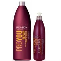 Revlon Шампунь для волос термозащитный и восстанавливающий Proyou Repair Heat Protection