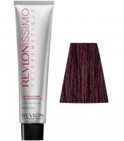 Revlon Professional Revlonissimo Colorsmetique - 4.65 средне-коричневый красный махагон