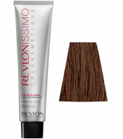 Revlon Professional Revlonissimo Colorsmetique - 5.35 янтарный светлый шатен