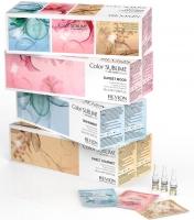 Revlon Professional Revlonissimo Color Sublime Mix - Набор с индивидуальными ароматами для добавления в краситель (Момент Дзен, Сладость Гурмэ, Настроение Заката)