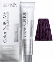 Revlon Professional Revlonissimo Color Sublime - 4.20 коричневый интенсивно-фиолетовый
