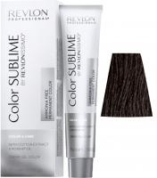 Revlon Professional Revlonissimo Color Sublime - 4 коричневый