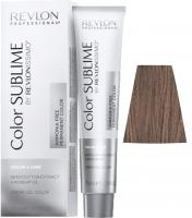 Revlon Professional Revlonissimo Color Sublime - 5.12 светло-коричневый пепельно-перламутровый