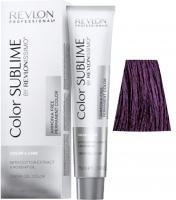 Revlon Professional Revlonissimo Color Sublime - 5.20 светло-коричневый интенсивно-фиолетовый