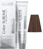 Revlon Professional Revlonissimo Color Sublime - 5.24 светло-коричневый перламутрово-медный