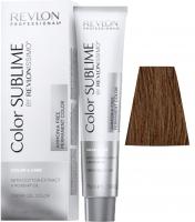 Revlon Professional Revlonissimo Color Sublime - 5.34 светло-коричневый золотисто-медный