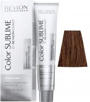 Revlon Professional Revlonissimo Color Sublime - 5.35 светло-коричневый золотисто-махагоновый