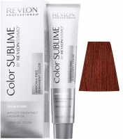 Revlon Professional Revlonissimo Color Sublime - 5.4 светло-коричневый медный