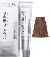 Revlon Professional Revlonissimo Color Sublime - 6.35 темный блондин золотисто-махагоновый