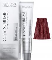 Revlon Professional Revlonissimo Color Sublime - 6.65 темный блондин красно-махагоновый
