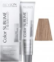 Revlon Professional Revlonissimo Color Sublime - 7.12 блондин пепельно-перламутровый