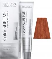 Revlon Professional Revlonissimo Color Sublime - 7.40 блондин интенсивно-медный
