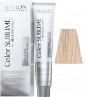 Revlon Professional Revlonissimo Color Sublime - 9.12 очень светлый блондин пепельно-перламутровый
