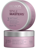 Revlon Professional Style Masters Matt Clay - Пластичная матовая глина для укладки волос, 85 ml