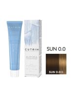 Cutrin Aurora Demi - Безаммиачный краситель SUN 0.0 Солнечный свет