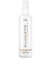 Schwarzkopf Professional Silhouette Pure Formula Pumpspray - Безупречный спрей объем и уход мягкой фиксации