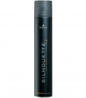 Schwarzkopf Professional Silhouette Pure Formula Hairspray Super Hold - Безупречный лак для волос ультрасильной фиксации