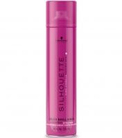 "Schwarzkopf Professional Silhouette Pure Formula Color Brilliance Hairspray Super Hold - Спрей сверхсильной фиксации ""Яркость цвета"