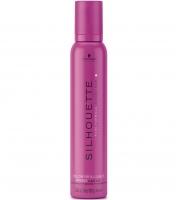 Schwarzkopf Professional Silhouette Pure Formula Super Hold Colour Brillance Mousse - Безупречный мусс сильной фиксации для окрашенных волос