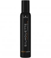 Schwarzkopf Professional Silhouette Pure Formula Mousse Super Hold - Безупречный мусс для волос ультрасильной фиксации
