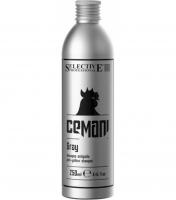 Selective Professional Cemani Gray Shampoo - Шампунь для устранения желтых оттенков
