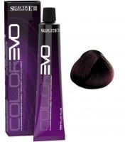 Selective Professional ColorEvo - 3.65 темно-каштановый красно-махагоновый