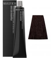 Selective Professional Oligomineral Cream - 5.7 светло-каштановый фиолетовый