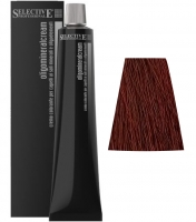 Selective Professional Oligomineral Cream - 6.5 тёмный блондин махагоновый