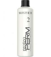 Selective Professional Proteo Perm 2 - Состав для слабых волос