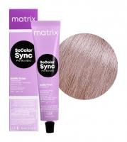 Matrix SoColor Sync - 10PR(10.96) Жемчужный Розовый Тонер с кислым ph, 90 мл