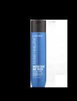 Matrix TR Moisture Me Rich шампунь для увлажения сухих волос с глицерином