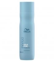 Wella Invigo Balance Aqua Pure очищающий шампунь