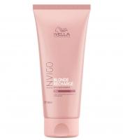 Wella Invigo Blonde Recharge Оттеночный бальзам-уход для холодных светлых оттенков