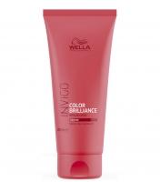 Wella Invigo Color Brilliance Бальзам-уход для защиты цвета окрашенных жестких волос