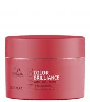 Wella Invigo Color Brilliance Маска-уход для защиты цвета окрашенных нормальных и тонких волос