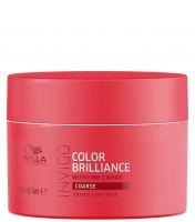 Wella Invigo Color Brilliance Маска-уход для защиты цвета окрашенных жестких волос