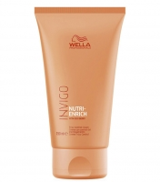 Wella Invigo Nutri-Enrich Разглаживающий крем-флюид