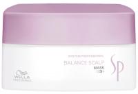 Wella System Professional Balance Scalp - Маска для чувствительной кожи головы