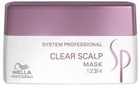 Wella System Professional Clear Scalp - Маска против перхоти