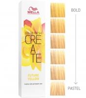 "Wella Professional Color Fresh Create - Оттеночная краска ""Более чем жёлтый"""