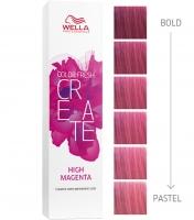 """Wella Professional Color Fresh Create - Оттеночная краска """"Электрик-маджента"""""""