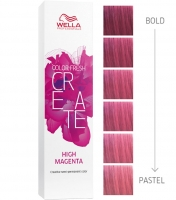 "Wella Professional Color Fresh Create - Оттеночная краска ""Электрик-маджента"""
