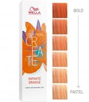 """Wella Professional Color Fresh Create - Оттеночная краска """"Бесконечный оранжевый"""""""