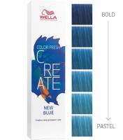 "Wella Professional Color Fresh Create - Оттеночная краска ""Ночной синий"""